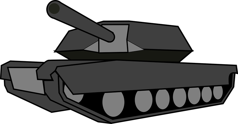 Vector tanks ww1. Collection of ww