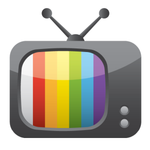 Vector television simple. Icons png free and