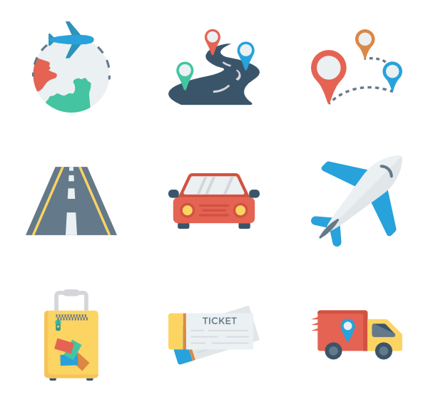 Board vector name. Ticket icons free travels