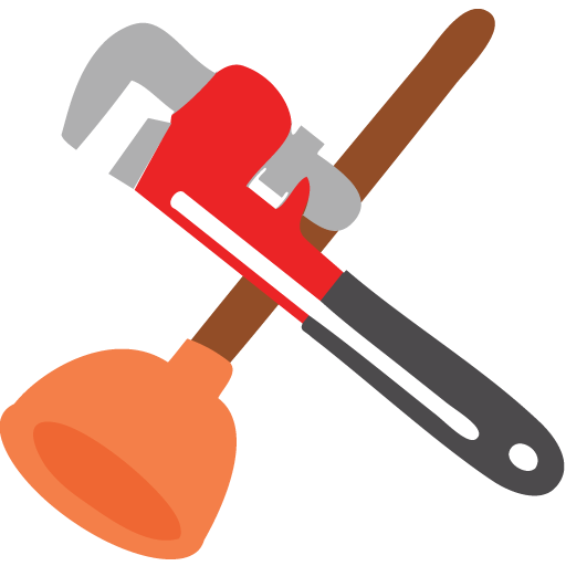 Vector tool plumbing. Icon service categories iconset