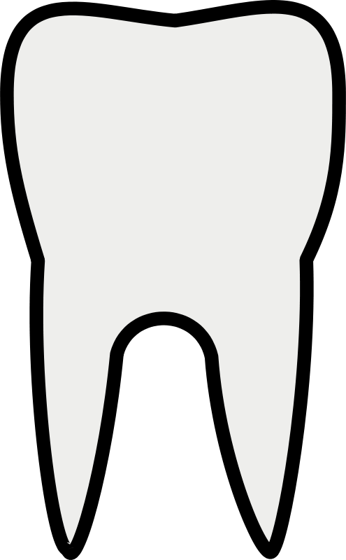 Vector toothbrush black and white. Free tooth cliparts download