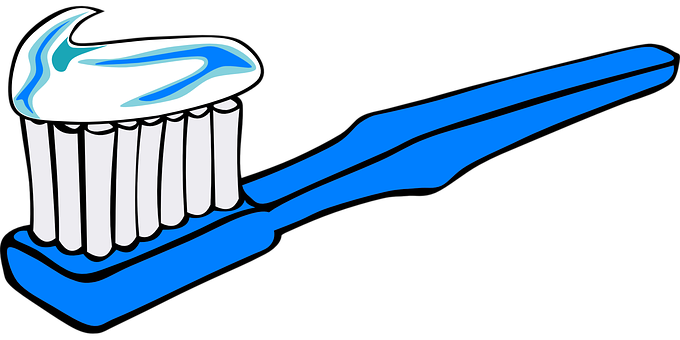 Vector toothbrush three. Clipart at getdrawings com