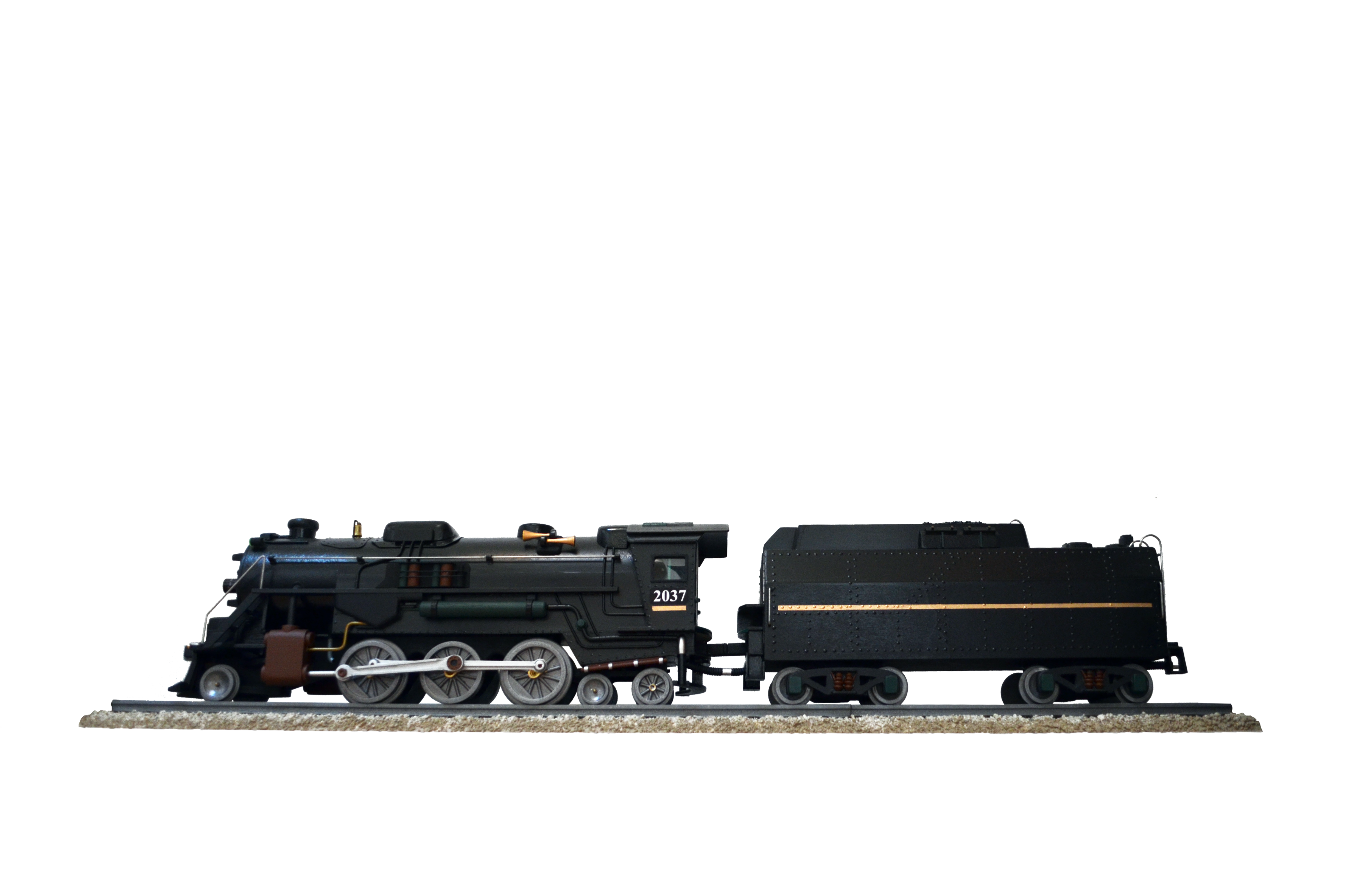 Vector trains side view. Train clipart freeuse
