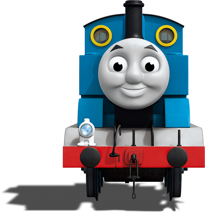 Vector trains thomas. Meet the friends engines