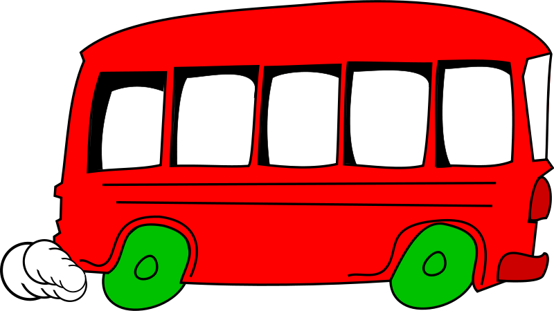 File vector bus. Free psd files vectors