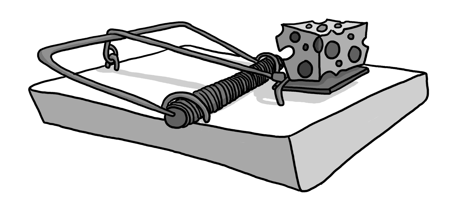 Vector trap mouse. Free cliparts download clip