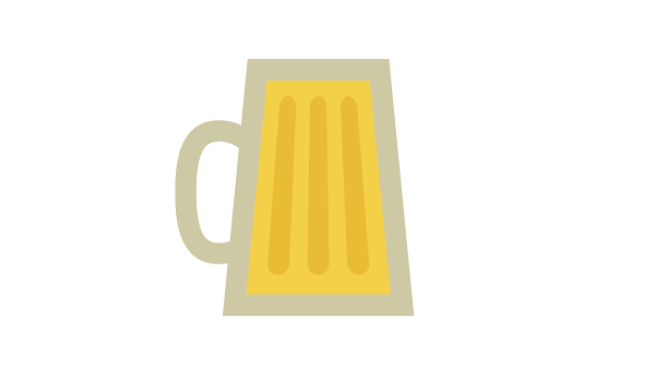Vector tuts beer. How to create a
