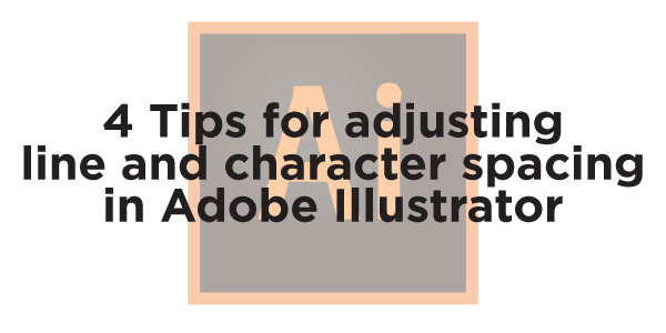 Vector tuts photoshop. Leading and kerning in