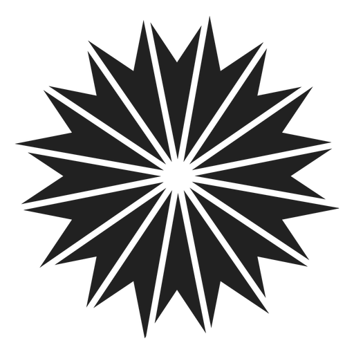 Svg design unique. Flower icon transparent png