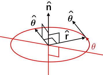 Vector units. What are the radial