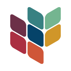 Vector unity collaboration. Shared services logo option