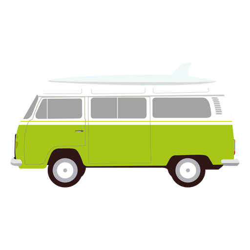Vector van. Tour transparent png svg