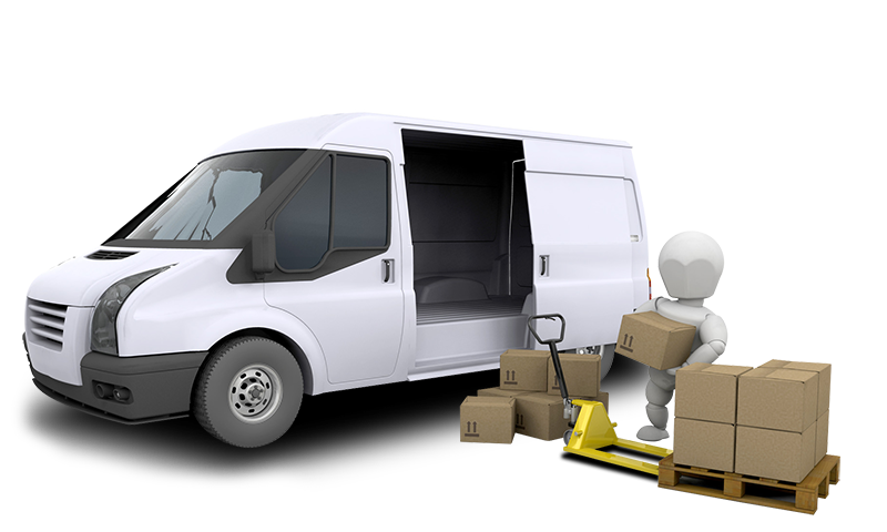Vector van removal. By contracting the services