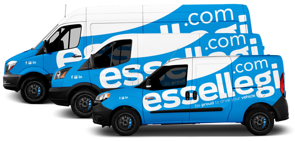 Vector van signage. Are you looking for