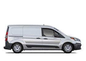 Vector van transit. Ford connect cargo