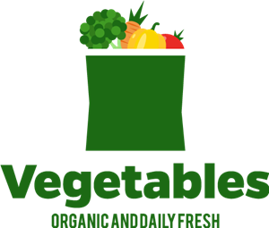 Fresh logo eps free. Vector vegetables picture freeuse download