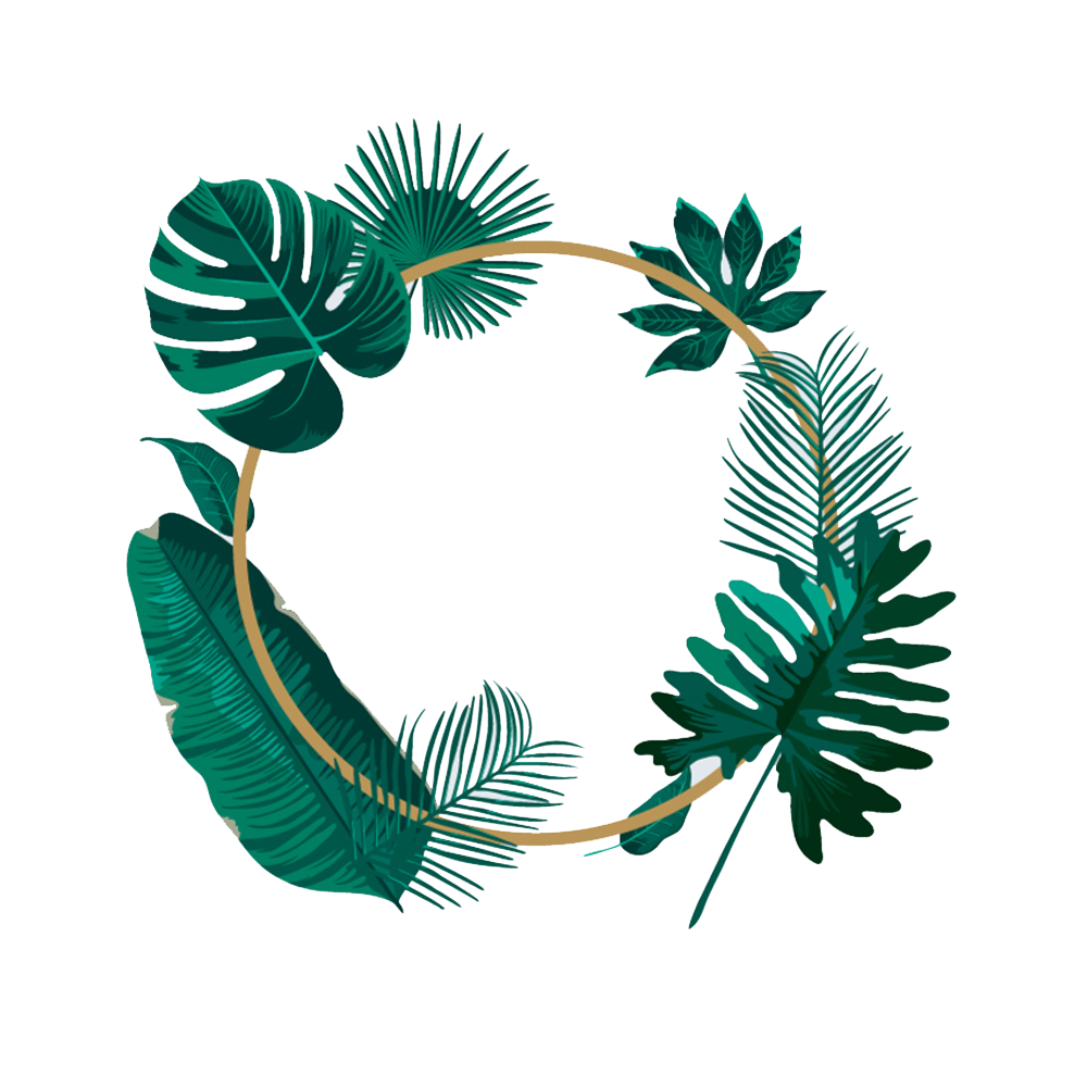 Vector vegetables wreath. Free watercolor with flowers