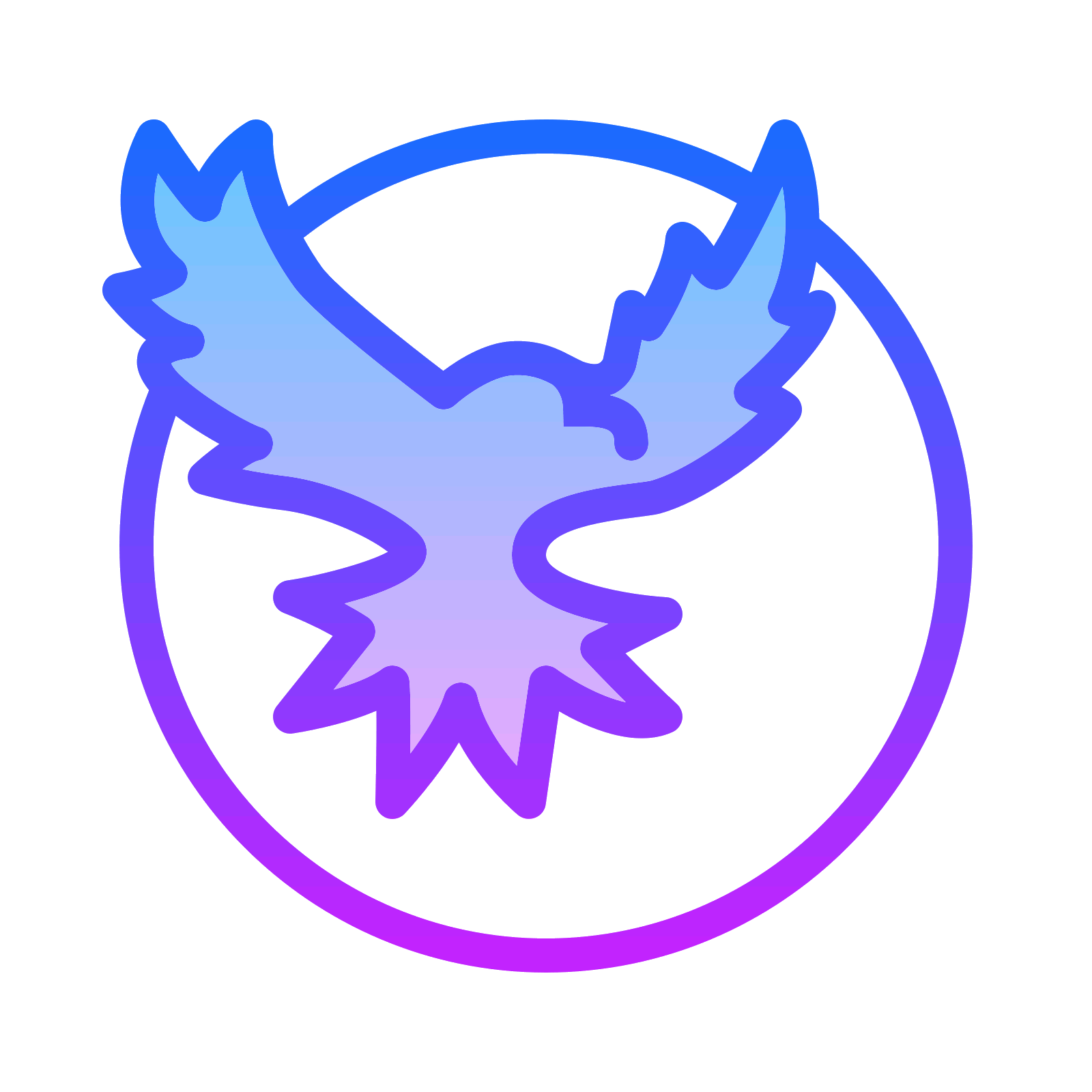 Vector viewer. Firestorm png icon