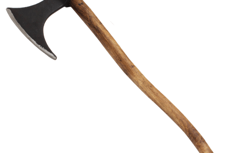Vector viking axe. Pictures of axes full