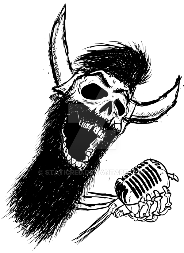 Vector viking drawing. Rock v by staticred