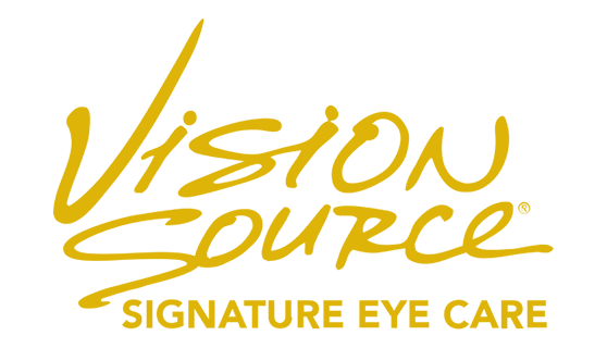 Vector vision logo. Source brand central signature