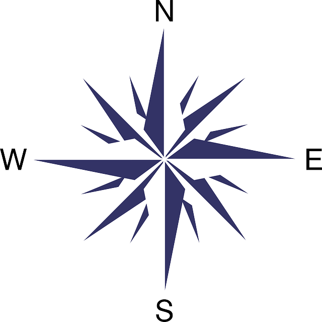 Vector wind direction. Free image on pixabay