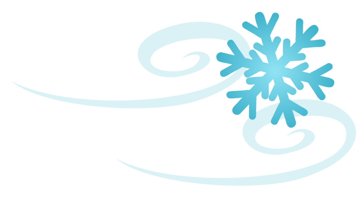 Vector wind snowy. Snowing picture freeuse
