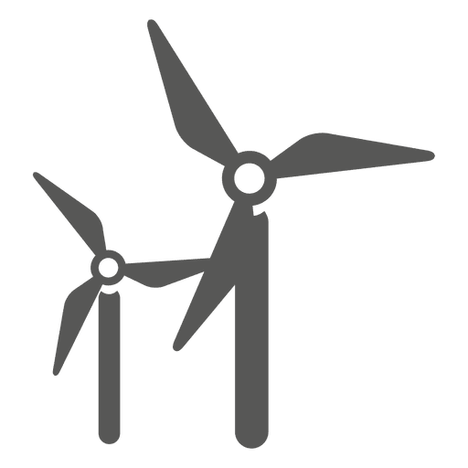 Vector wind svg. Windmill icon transparent png
