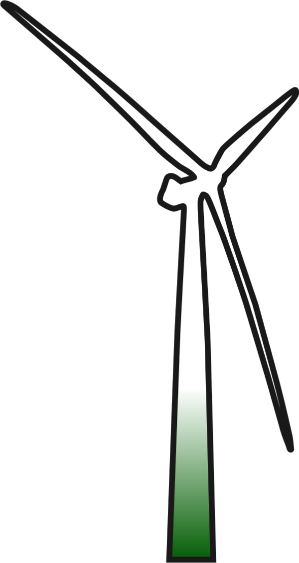 Vector windmill cute. Free pictures images download