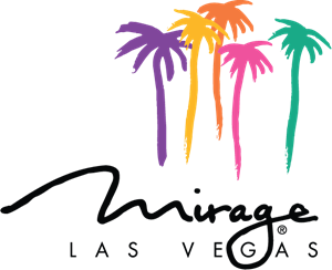 Mirage hotel and casino. Vegas vector symbol jpg transparent