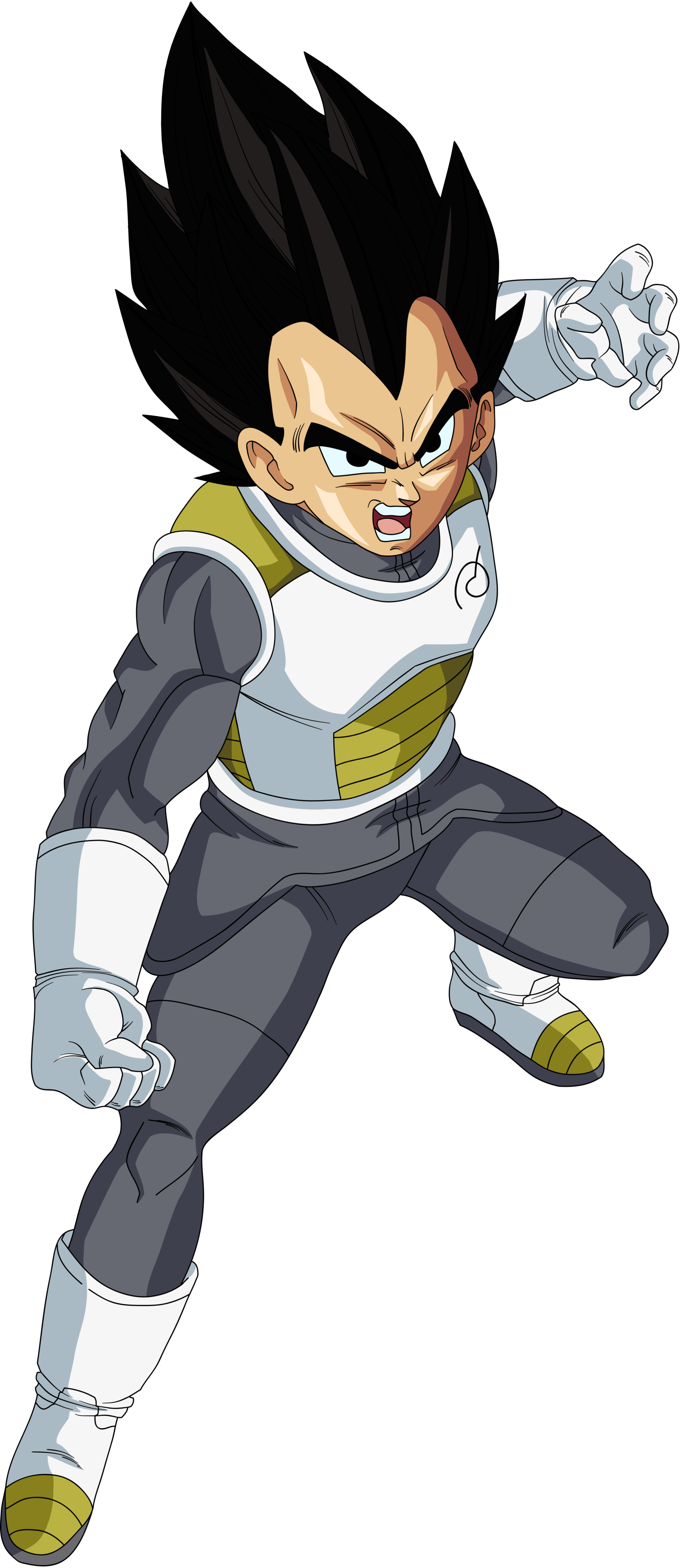 Vegeta dragon ball super png. Fukkatsu no f black