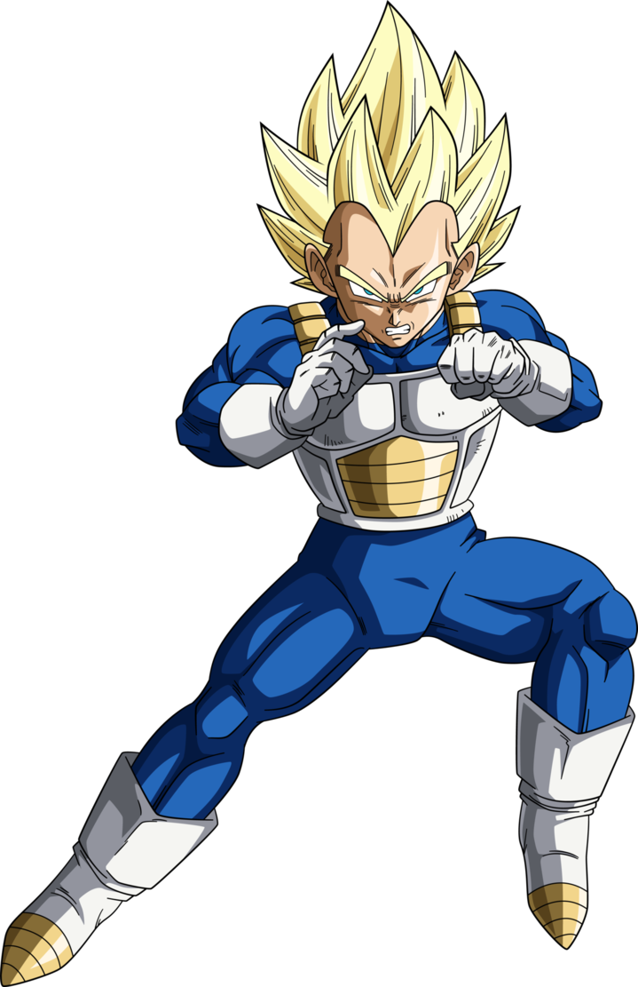 Vegeta dragon ball super png. Just like ss goku