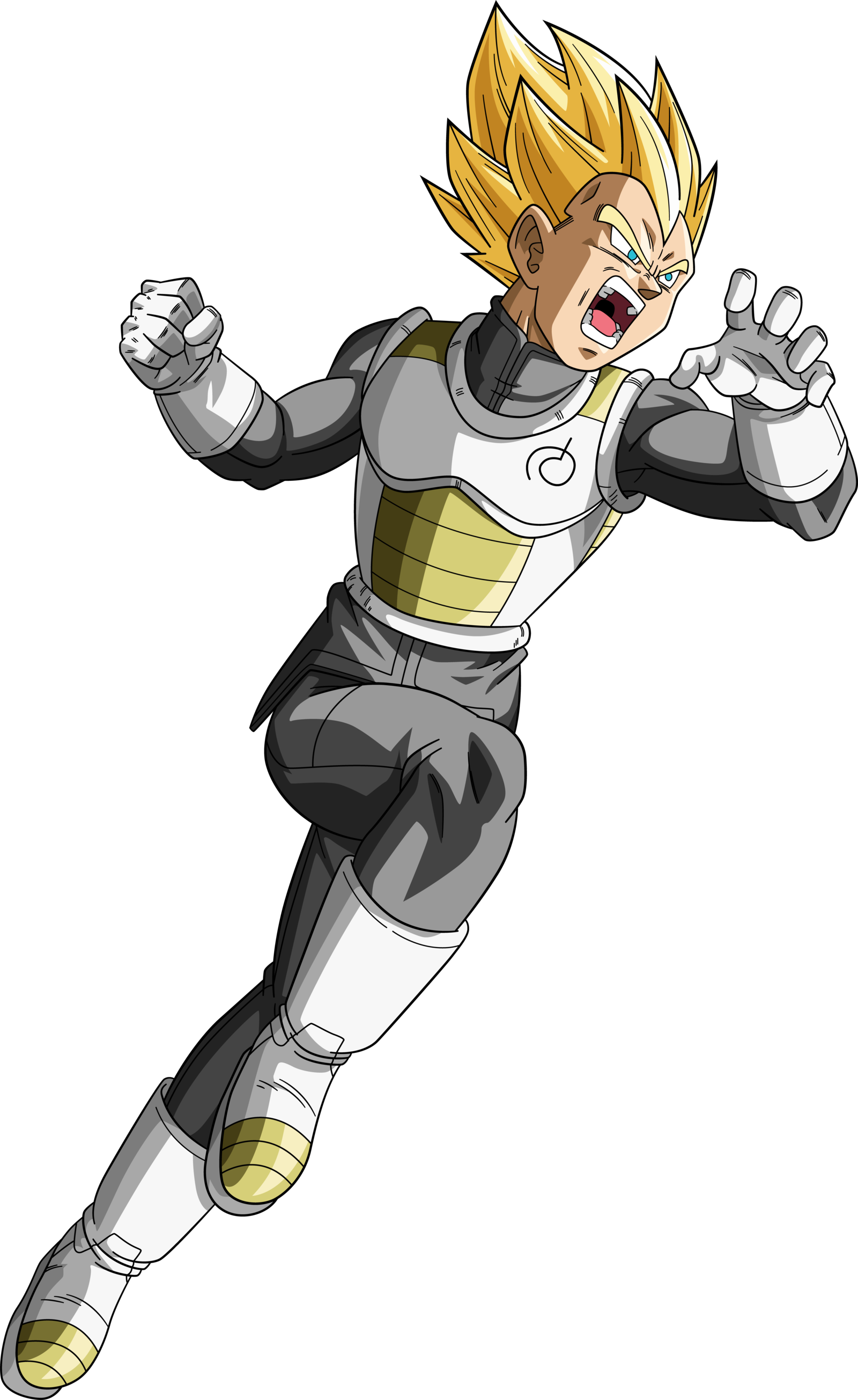 Vegeta dragon ball super png. Image saiyan dragonball by