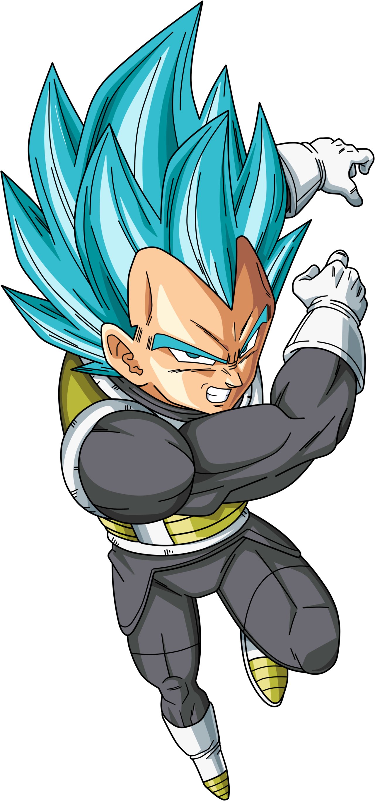 Vegeta super saiyan god png. By dark crawler deviantart