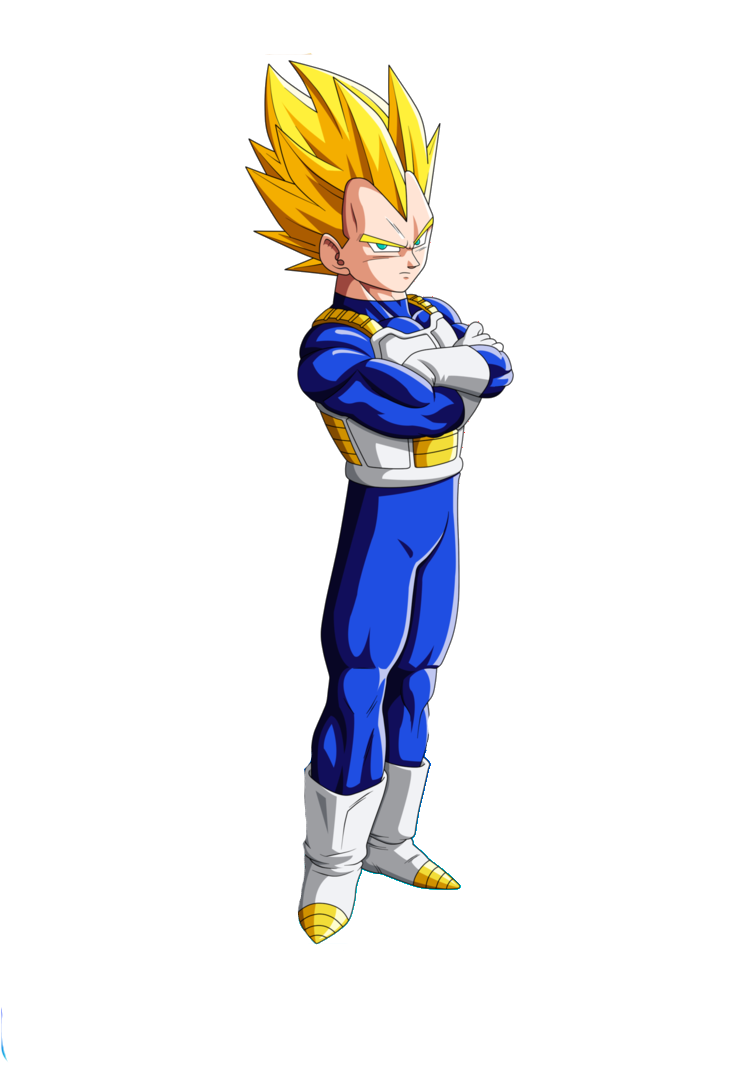 Vegeta super saiyan png. Image ssj vs battles