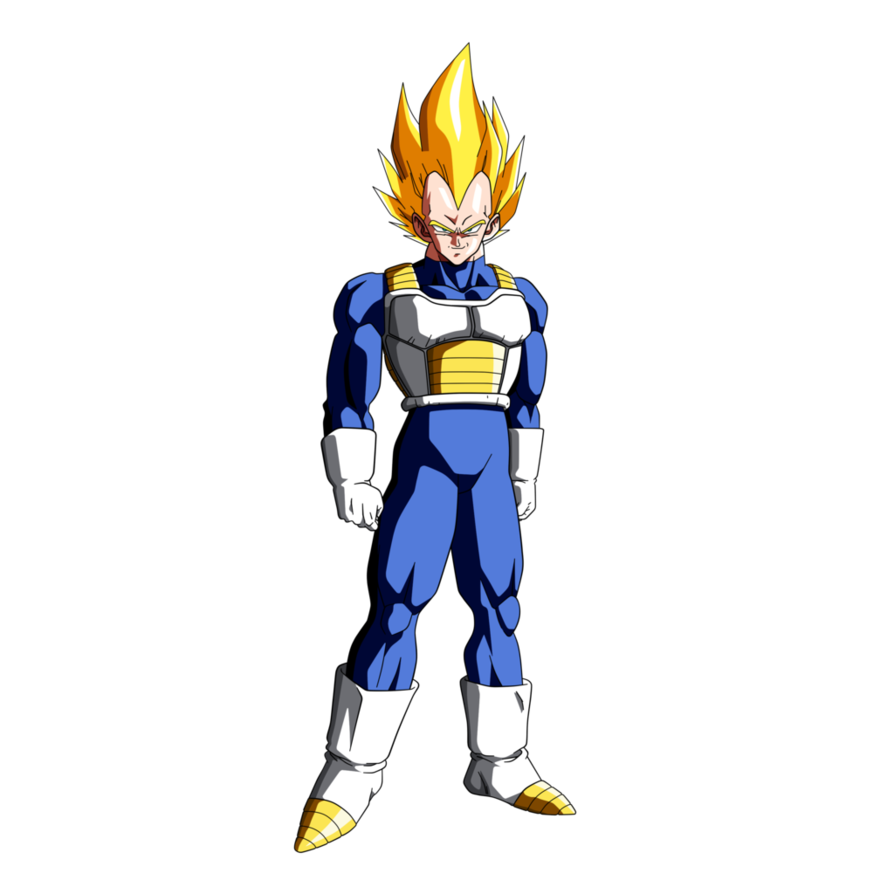 By dark crawler on. Super saiyan vegeta png clip royalty free stock