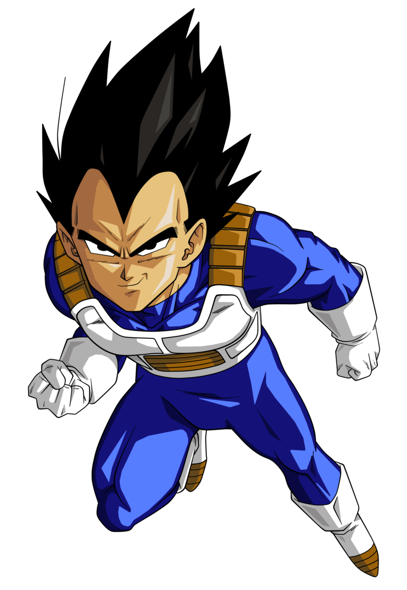 Download free png hd. Vegeta vector art svg royalty free download