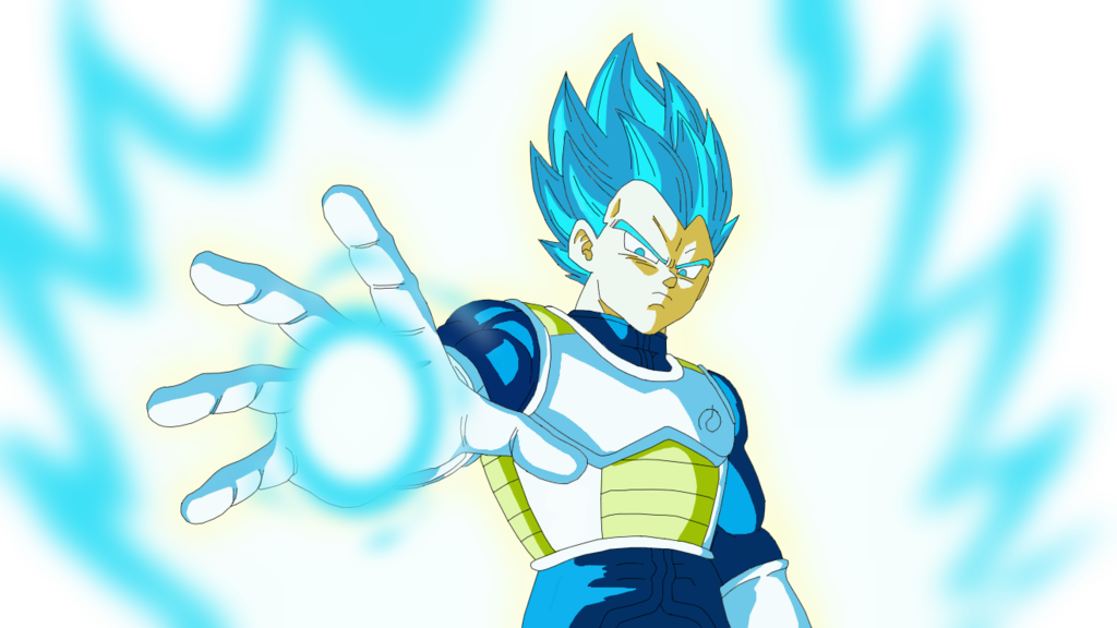 Pictures of super saiyan. Vegeta vector ssg svg library download