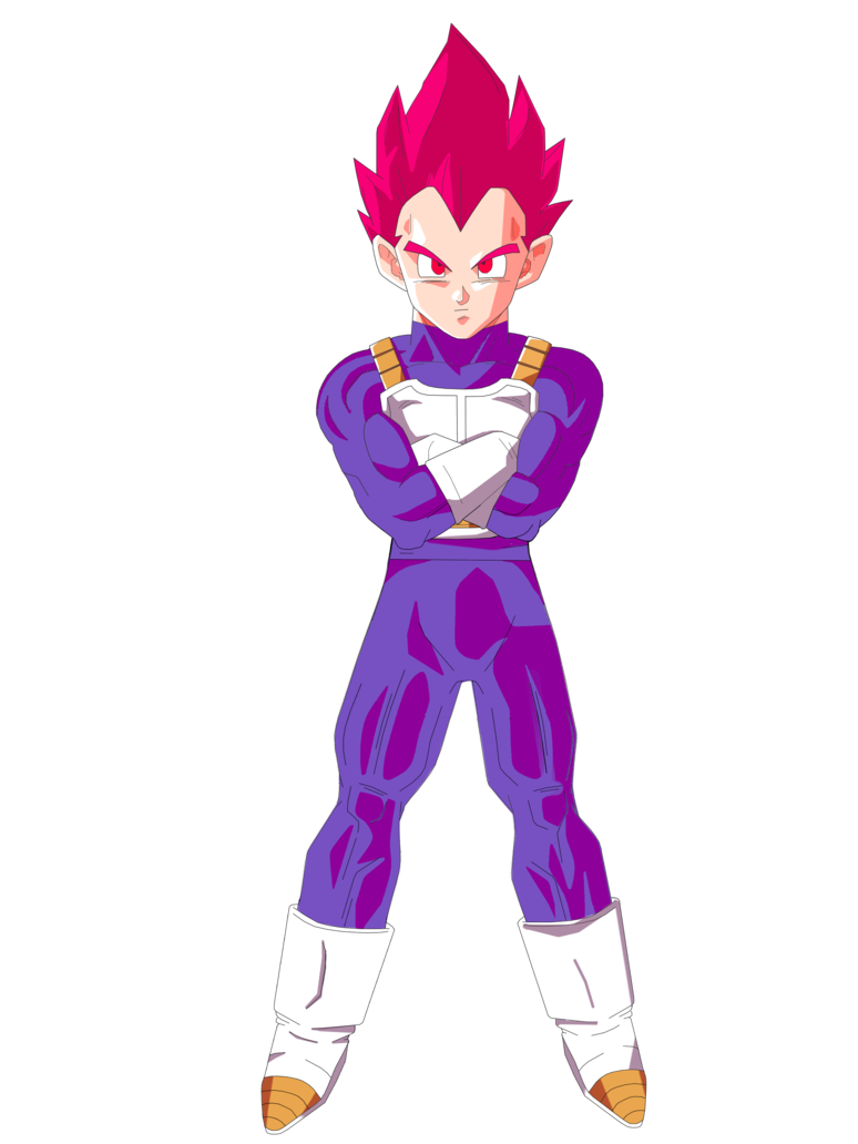 Super saiyan god by. Vegeta vector ssg freeuse