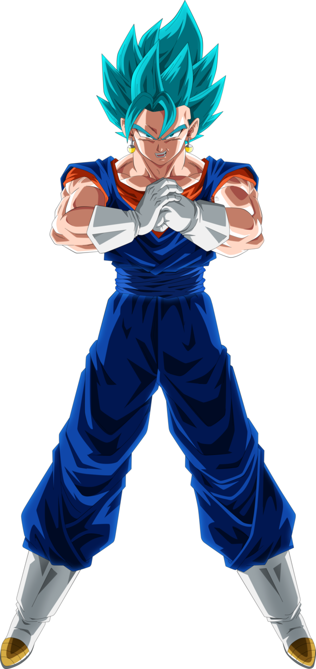 Vegito dragon ball image. Vegeta vector super saiyan god free