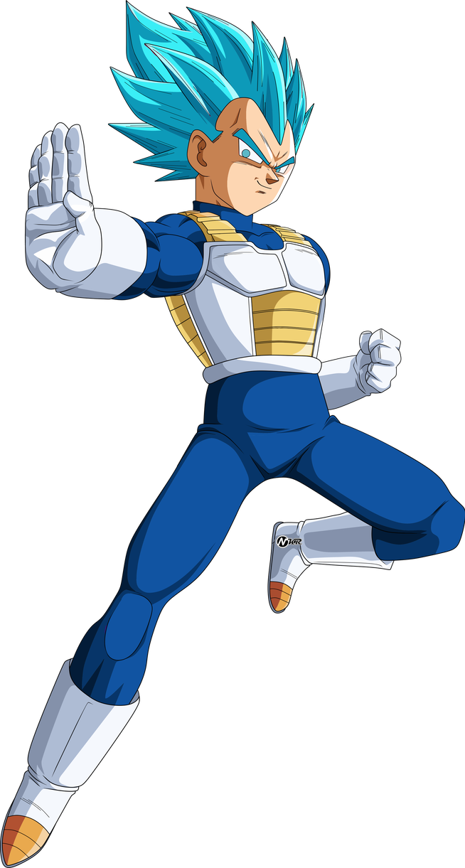 Ssj blue by naironkr. Vegeta vector super saiyan god jpg freeuse library