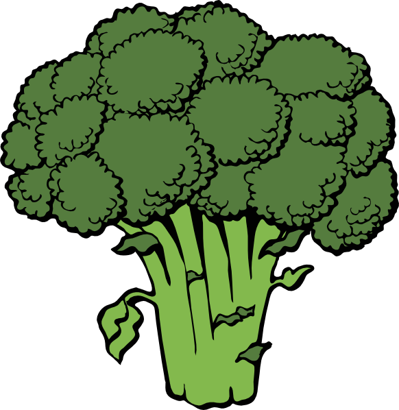Vegetable clipart vegetable seed. Free broccoli clip art