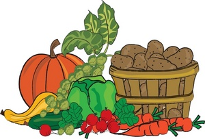 Vegetable clipart. Growing
