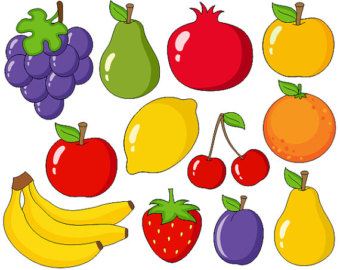 Veggies clipart common vegetable. Vegetables