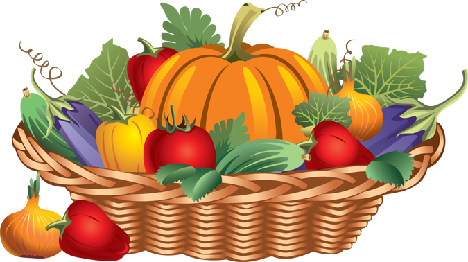 Vegetables clipart png. Fruits and veggies free