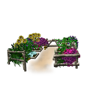 Vegetable garden png. Image marketplace icon hidden