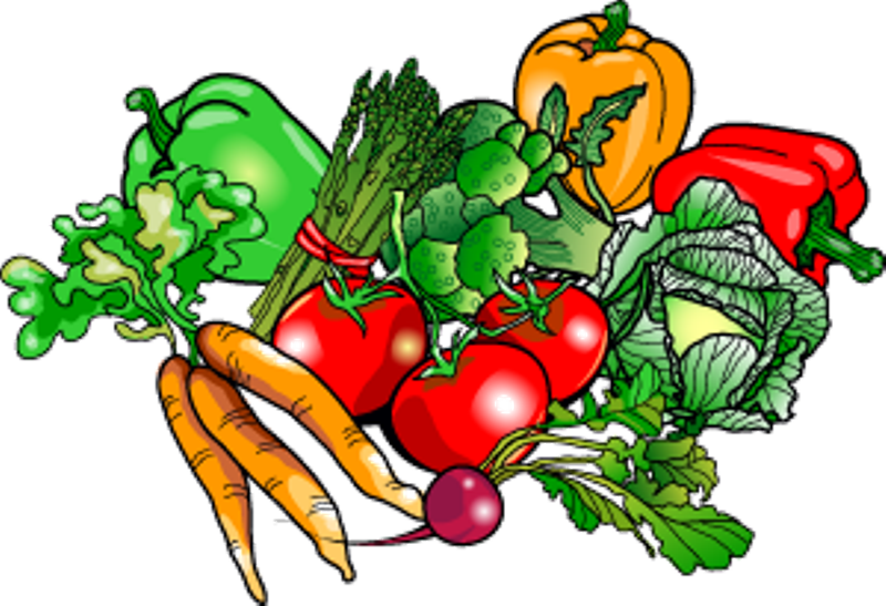 Vegetable clipart vegetable seed. Fruits and vegetables clip