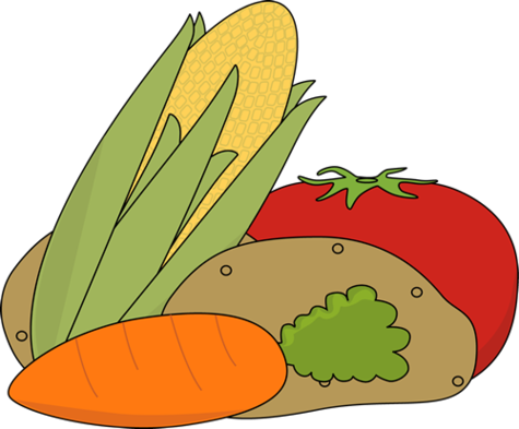Free cute vegetable cliparts. Veggies clipart clip art image free library