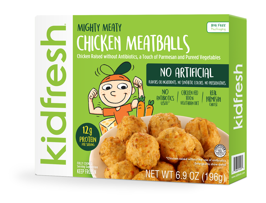 Mighty meaty meatballs kidfresh. Veggies clipart chicken picture library