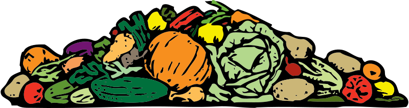 Veggies clipart common vegetable. Garden club of sun